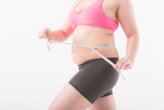 太りやすくなった4つの理由ー代謝を上げれば食べても痩せる!